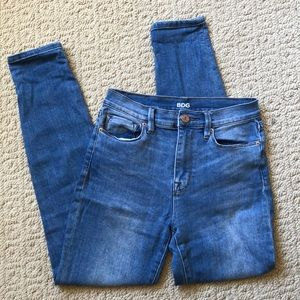BDG twig high rise jeans size 27